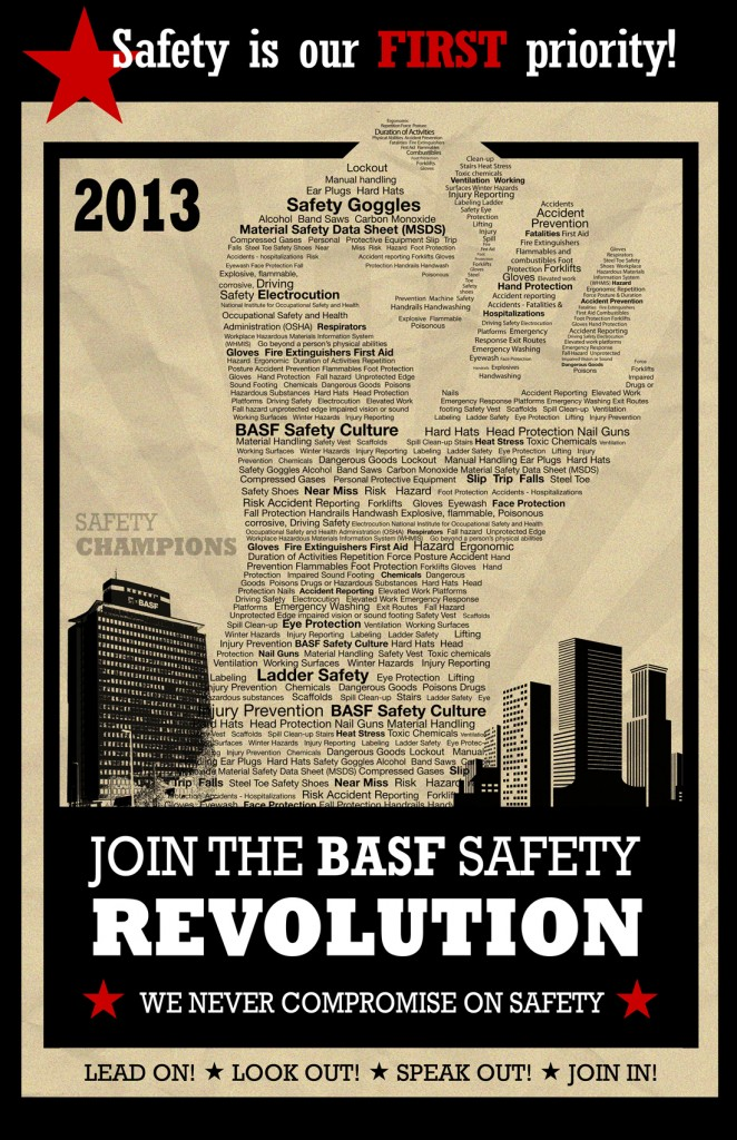 BASF - Safety Poster Submission